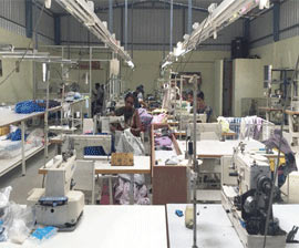 Garment Manufacturer and Exporter